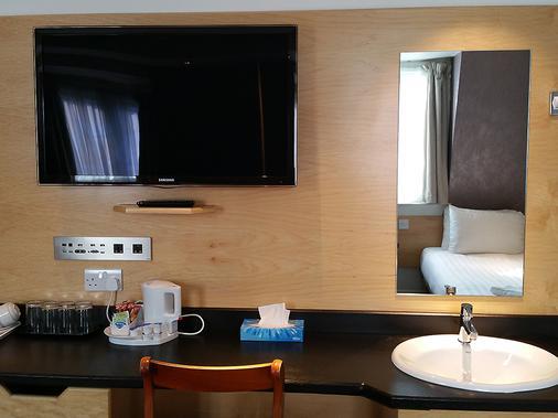 杰斯蒙德沙地酒店 - 伦敦 - 睡房