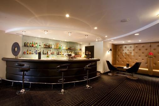 帕拉迪亚酒店 - 图卢兹 - 酒吧