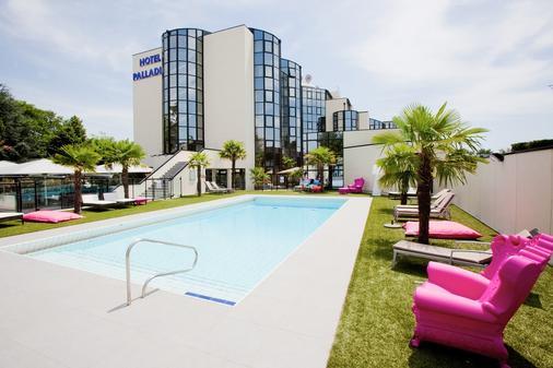 帕拉迪亚酒店 - 图卢兹 - 建筑