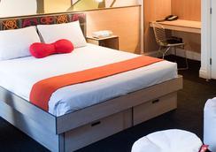 珀德51酒店 - 纽约 - 睡房