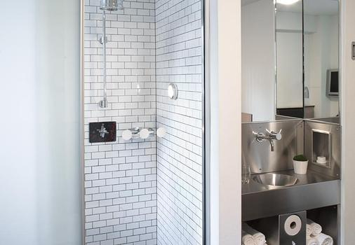 珀德51酒店 - 纽约 - 浴室