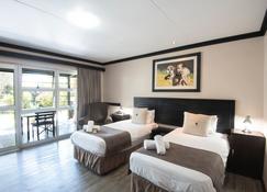 阿勒布什旅行酒店 - 温特和克 - 睡房