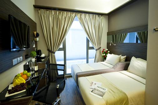 舒维尼公园酒店 - 泰尔维特 - 新加坡 - 睡房