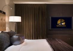 金门赌场酒店 - 拉斯维加斯 - 睡房