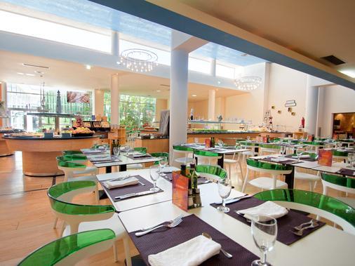 瑟维集团滨海沙滩酒店 - 莫哈卡尔 - 自助餐