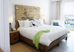 艾尔甘佐酒店-仅限成人 - 卡波圣卢卡 - 睡房