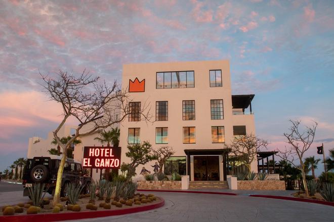 艾尔甘佐酒店-仅限成人 - 卡波圣卢卡 - 建筑