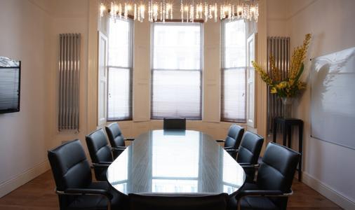 五月花公寓酒店 - 伦敦 - 会议室