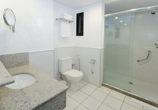 圣保罗公寓 - 马瑙斯 - 浴室