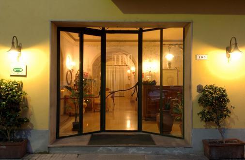 比萨梦德诺酒店 - 比萨 - 大厅