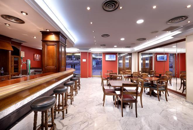 艾克塞特里安佛酒店 - 格拉纳达 - 酒吧