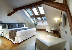塔利亚欧洲之星酒店 - 布拉格 - 睡房