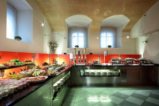 塔利亚欧洲之星酒店 - 布拉格 - 自助餐