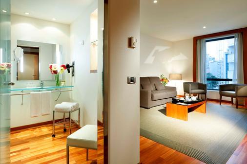里斯本广场欧洲之星酒店 - 里斯本 - 浴室