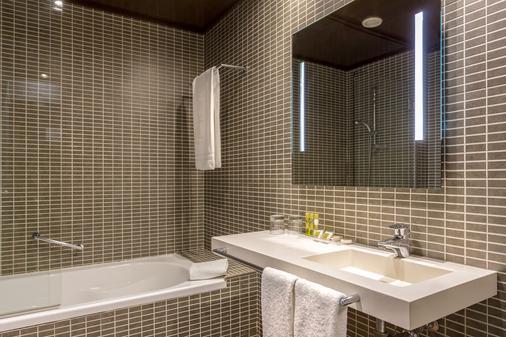 蒙特瑞尔酒店 - 马德里 - 浴室