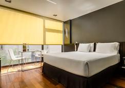 欧洲之星安格利酒店 - 巴塞罗那 - 睡房