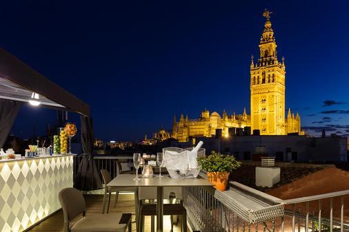 赛维利亚精品欧洲之星酒店 - 塞维利亚 - 酒吧