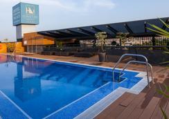 欧洲之星宫殿酒店 - 科尔多瓦 - 游泳池