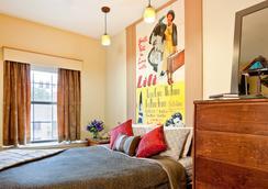 切尔西松林旅馆 - 纽约 - 睡房