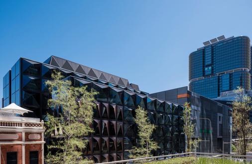 悉尼西部古玩系列希尔顿酒店 - 悉尼 - 建筑