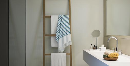 卓越集团最好普拉亚穆吉莱斯酒店 - 坎昆 - 浴室
