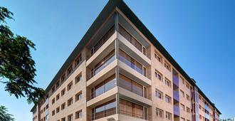 霍斯潘迪姆戈马别墅酒店 - 萨拉戈萨 - 建筑