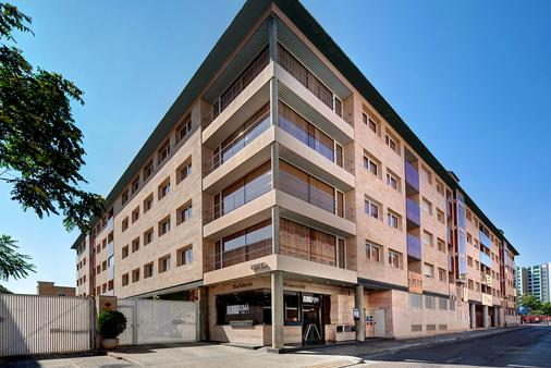 斯科特戈马酒店 - 萨拉戈萨 - 建筑