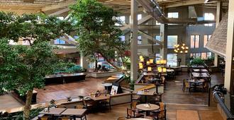 科罗拉多斯普林斯学院酒店 - 科罗拉多斯普林斯 - 餐馆