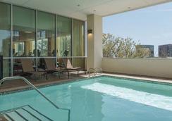凯悦广场酒店,休斯顿广场 - 休斯顿 - 游泳池