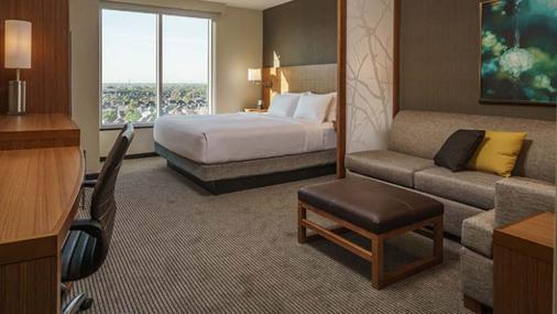 凯悦广场酒店,休斯顿广场 - 休斯顿 - 睡房