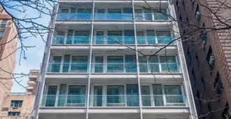 纽约市伯尼克酒店-希尔顿挂毯精选系列 - 纽约 - 建筑