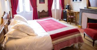 阿尔伯特一世酒店 - 图卢兹 - 睡房