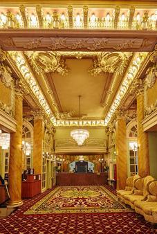 沃尔科特酒店 - 纽约 - 柜台