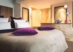汉堡东方旅馆 - 汉堡 - 睡房