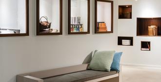 坡提纳里酒店 - 布鲁日 - 大厅