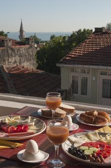 苏丹酒店 - 伊斯坦布尔 - 阳台