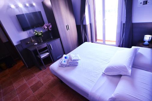 米蒂酒店 - 罗马 - 睡房