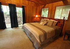 法布里基溪畔度假酒店 - 加特林堡 - 睡房