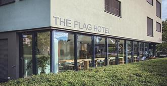 国旗苏黎世酒店 - 苏黎世 - 建筑