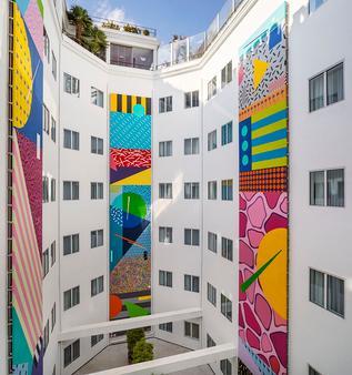 马德里维多利亚女王梅酒店 - 马德里 - 建筑