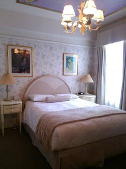 法兰西康奈尔酒店 - 旧金山 - 睡房