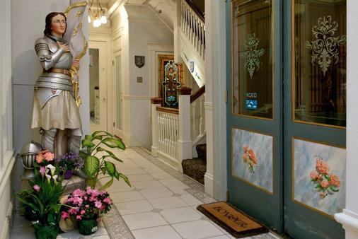 法兰西康奈尔酒店 - 旧金山 - 柜台