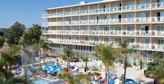 H顶级海滩公园酒店 - 萨卡罗 - 建筑