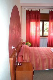 乔亚别墅酒店 - 米兰 - 睡房
