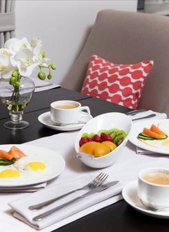 1852精品酒店 - 圣彼德堡 - 食物