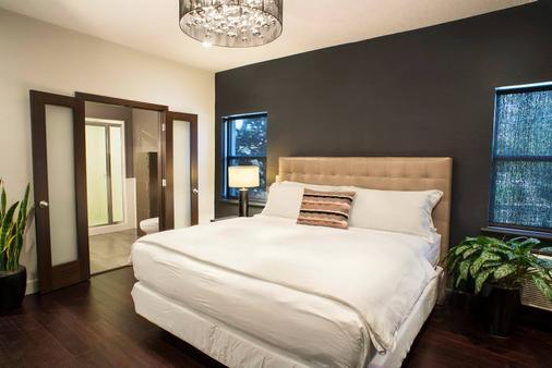 市区伊奥酒店 - 奥兰多 - 睡房