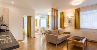 维也纳城市大公寓 - 维也纳 - 客厅