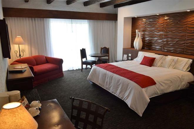 塔帕提欧度假酒店 - 特拉克帕克 - 睡房