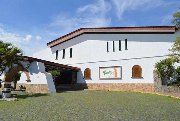 塔帕提欧度假酒店 - 特拉克帕克 - 建筑