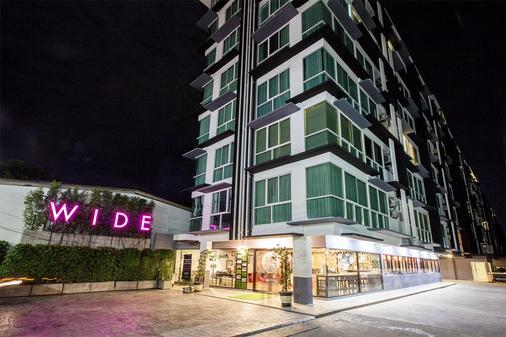 普吉岛宽敞公寓式酒店 - 普吉岛 - 建筑
